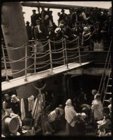 "Alfred Stieglitz: ""The Steerage"", 1907"